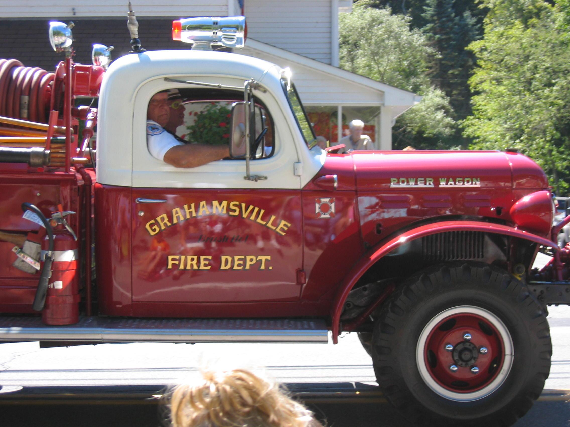 Sullivan Co. Fire Dept. Parade