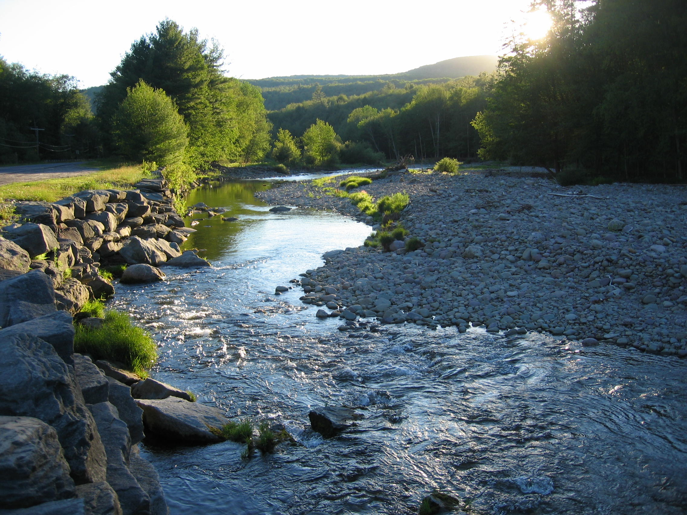 Headwaters of the Neversink River