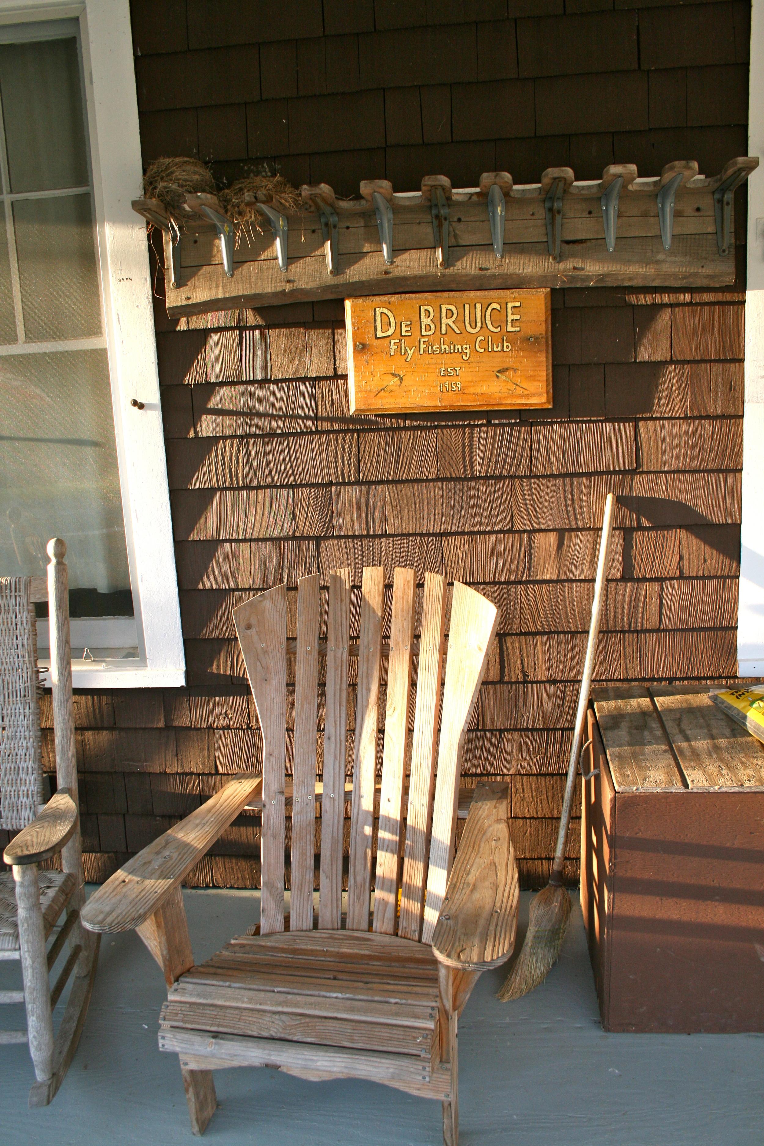 The DeBruce Fishing Club
