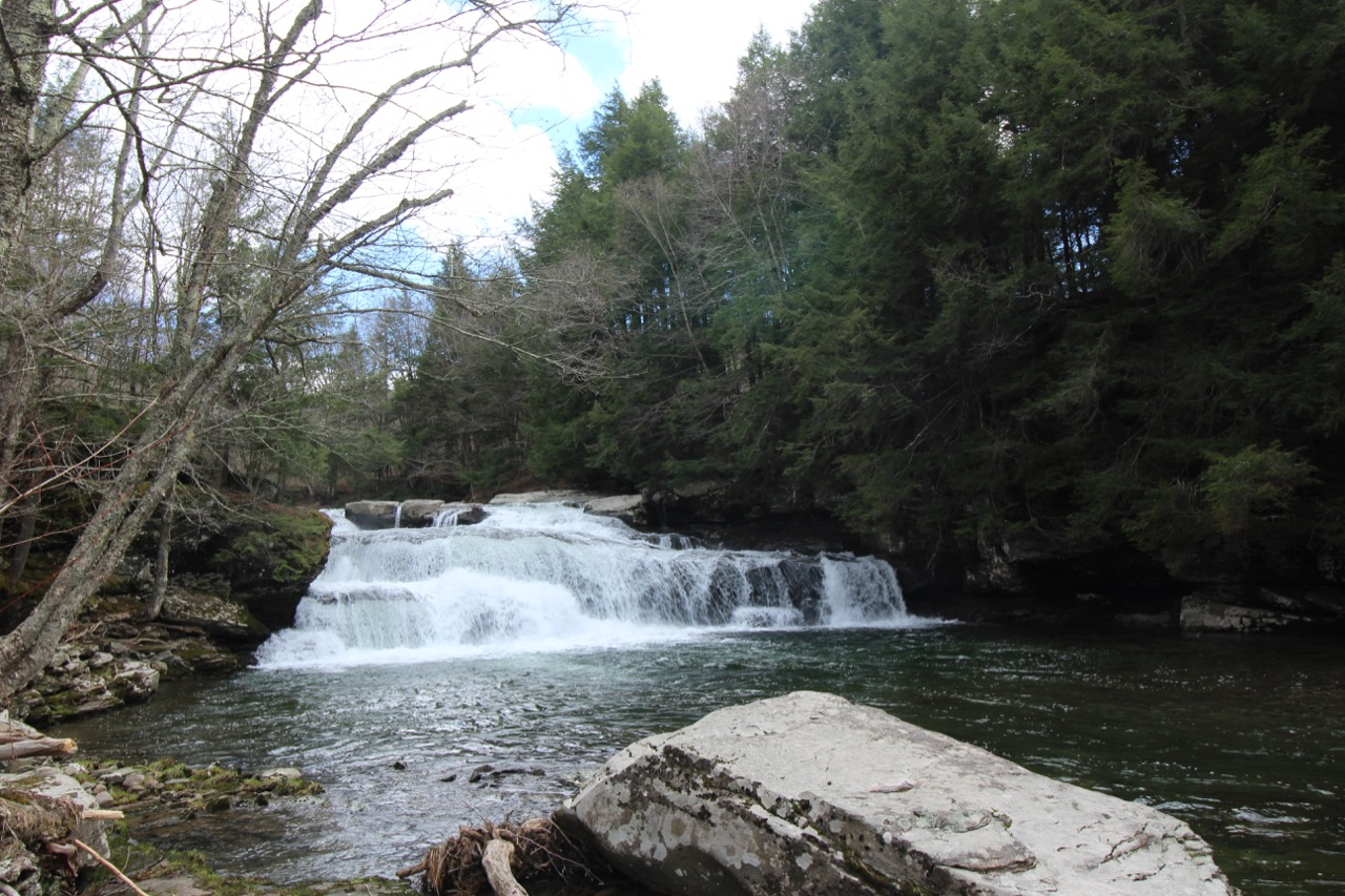 The Falls, part of the membership that accompanies this property.