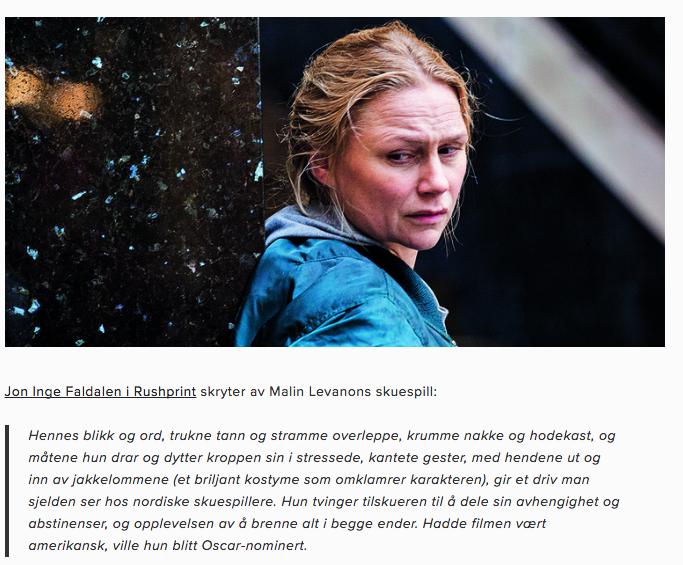 Read more Norwegian top reviews here