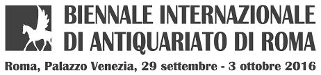 Biennale Internazionale dell''Antiquariato di Roma    Rome, 1-6 October, 2014