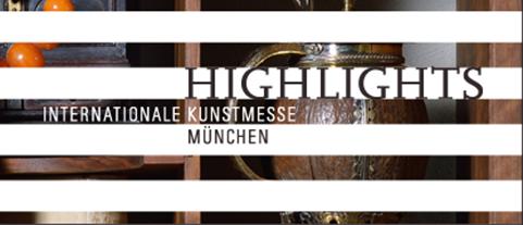 Hightlights International Art Fair,    Munich, 21 - 30 October 2011