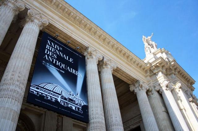XXIV Biennale Des Antiquaires, Grand Palais Paris    11 - 21 September 2008