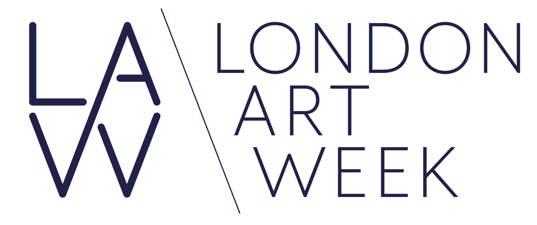 LONDON ART WEEK Fall 2018   November 29th - December 3rd   www.londonartweek.co.uk