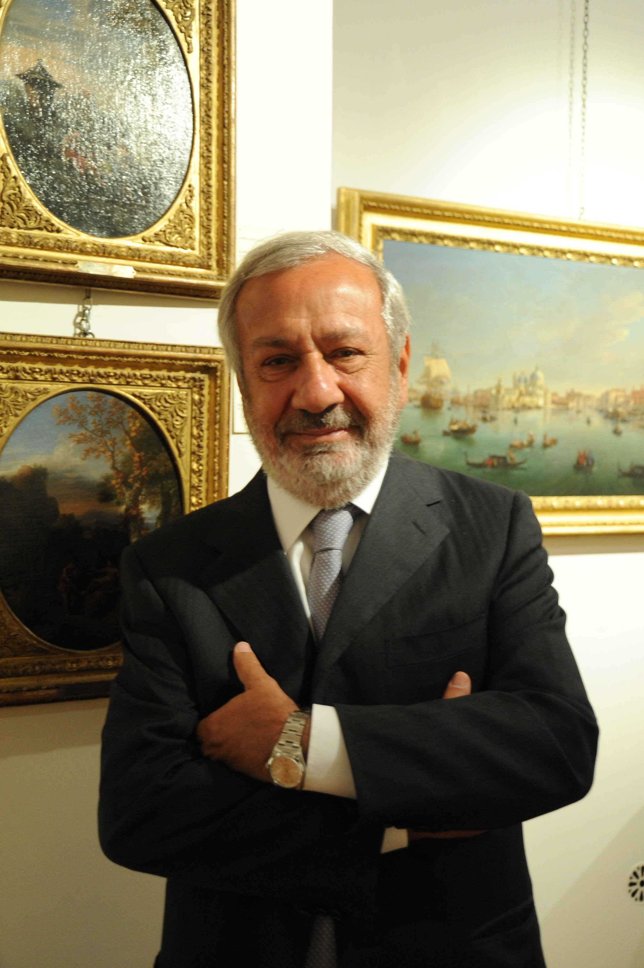 CESARE LAMPRONTI   DIRECTOR  info@cesarelampronti.it