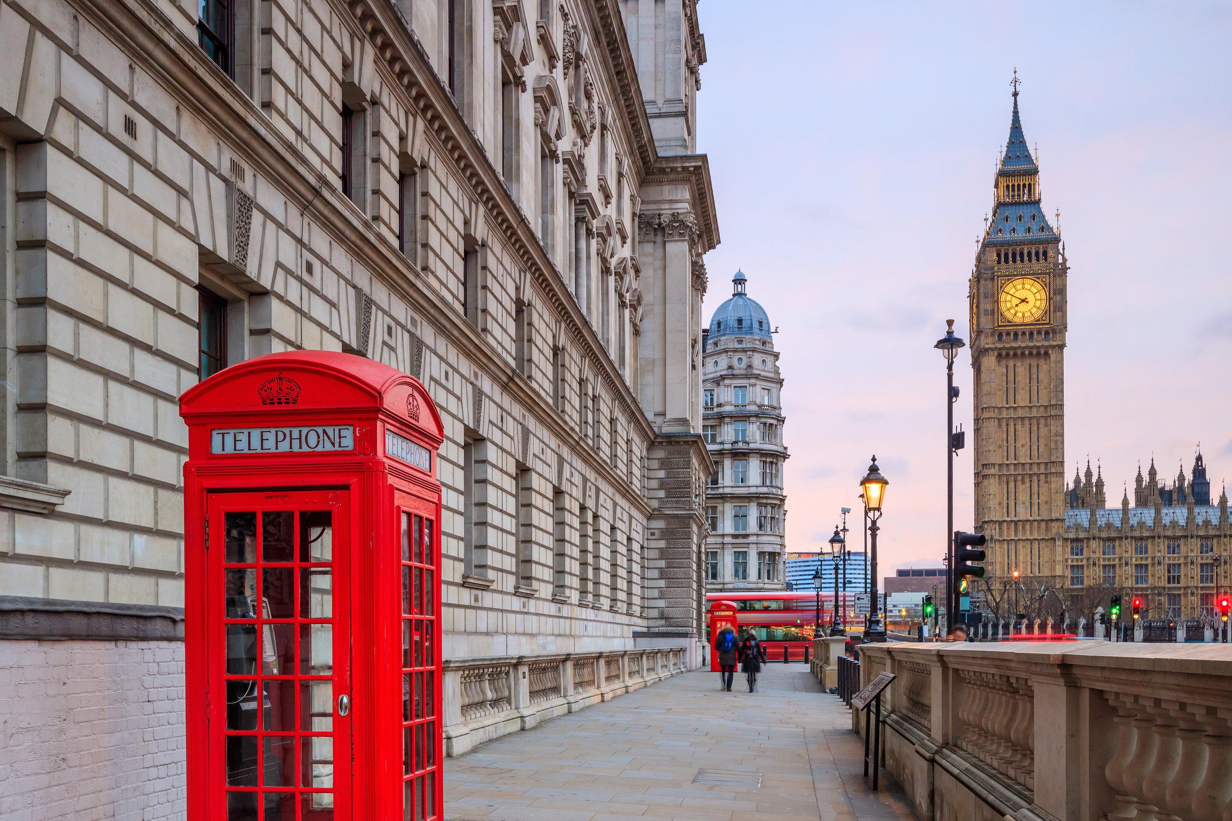 London - Shutterstock