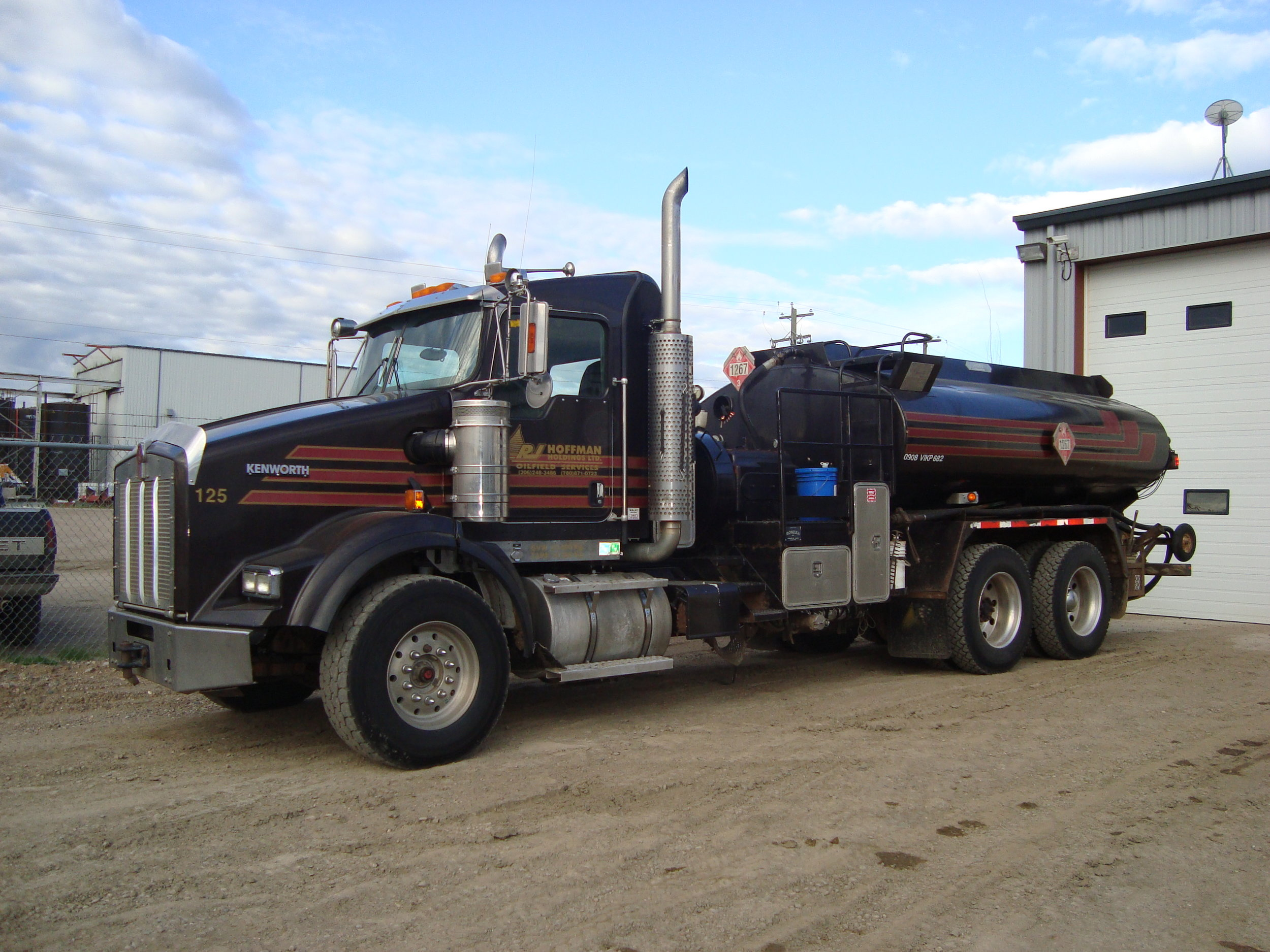 Pressure Trucks