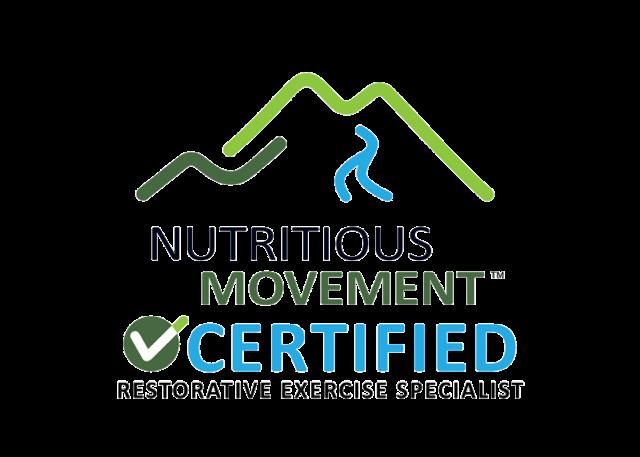 Nutritious Movement Logo