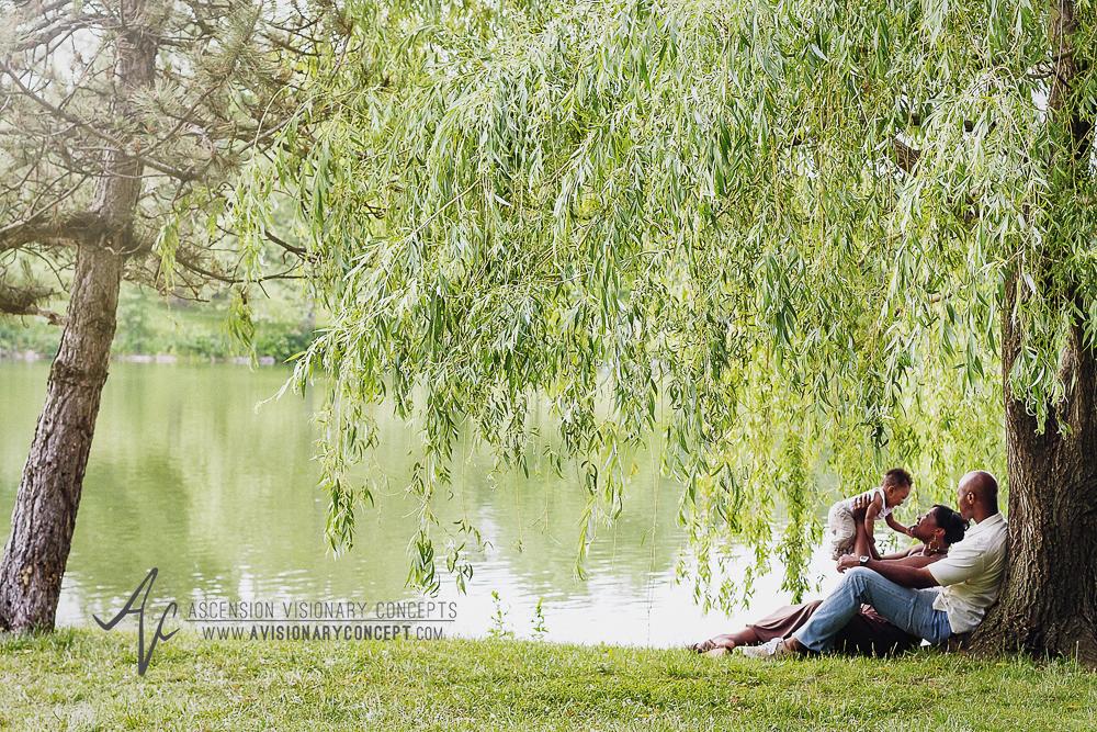 Buffalo Baby Photography: Delaware Park