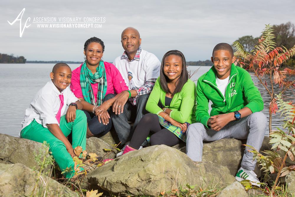 Buffalo Family Photography:  Beaver Island State Park