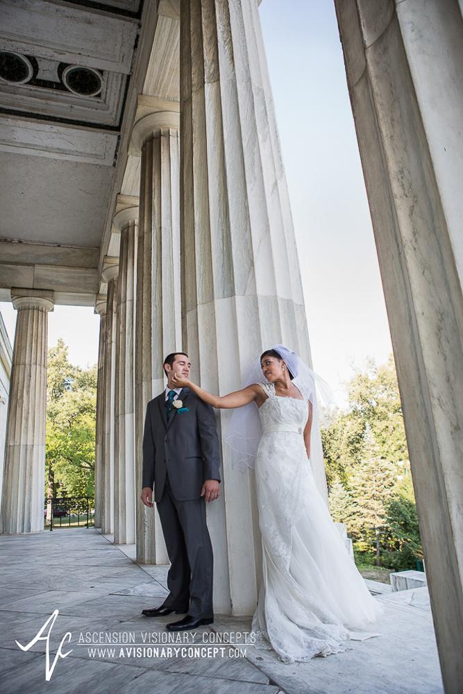 Buffalo Weddings: Delaware Park - Historical Society - Japanese Gardens