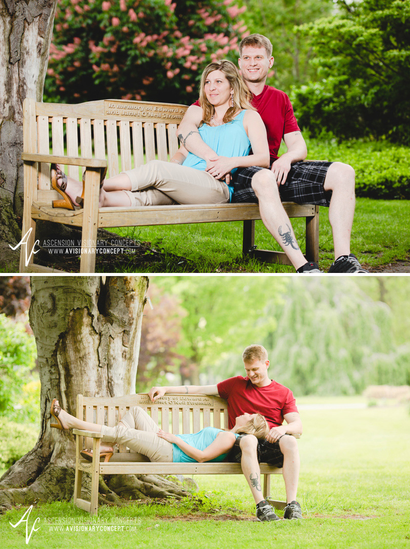 Buffalo Engagement Photography