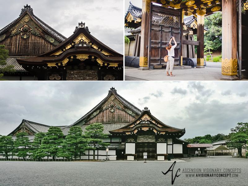 Kyoto Nijō Castle - Top two: Olympus E-PL5 -Olympus M. 25mm 1.8 MSC - Bottom: Samsung Galaxy Note III