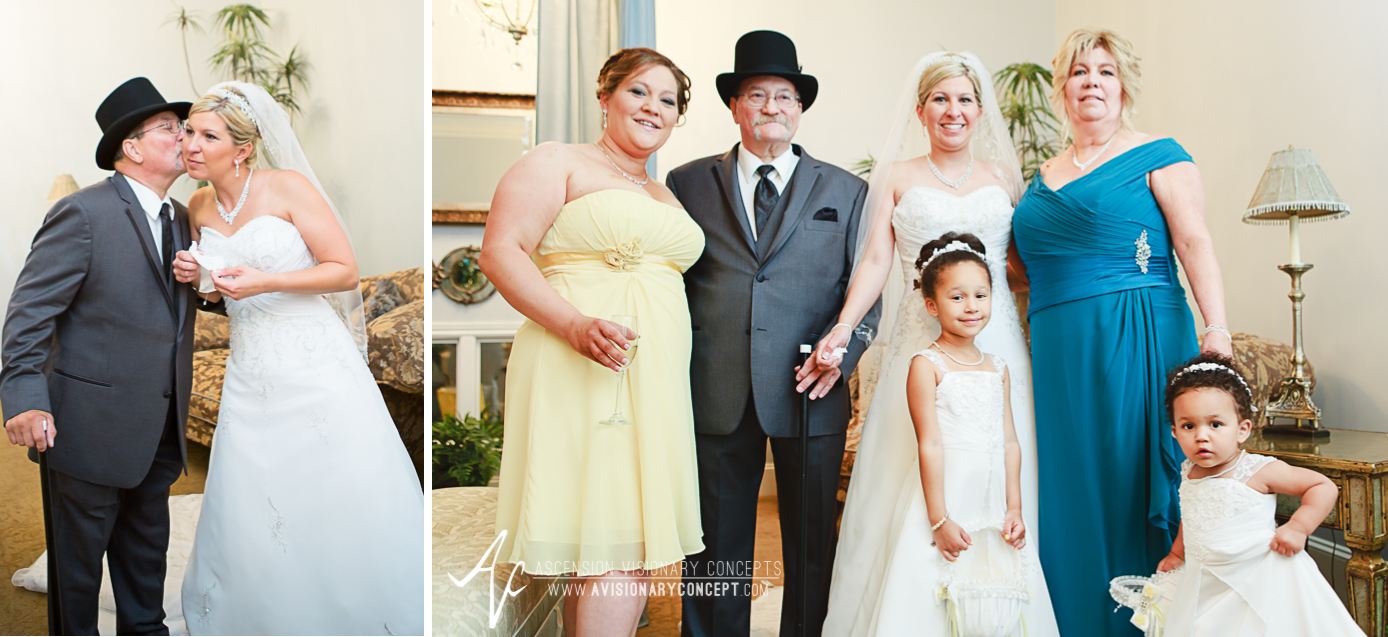 Buffalo Wedding Photography Avanti Mansion 22 Family of Bride.jpg