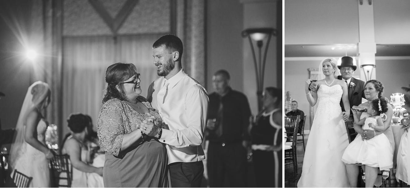 Buffalo Wedding Photography Avanti Mansion 60 Mother Son Dance.jpg