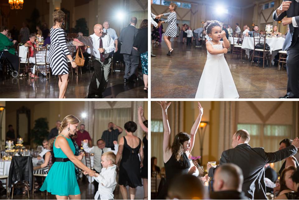 Buffalo Wedding Photography Avanti Mansion 62 Reception Dancing Party.jpg