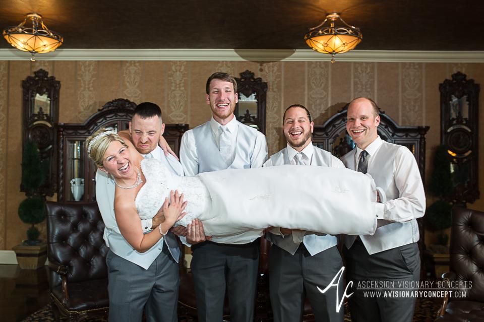 Buffalo Wedding Photography Avanti Mansion 66 Bride Groomsmen Avanti Mansion Parlor.jpg