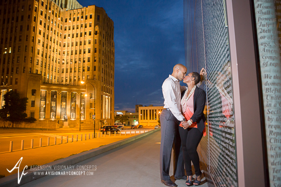 Buffalo Portrait Photography Chic Urban Anniversary Session Downtown Buffalo 20.jpg