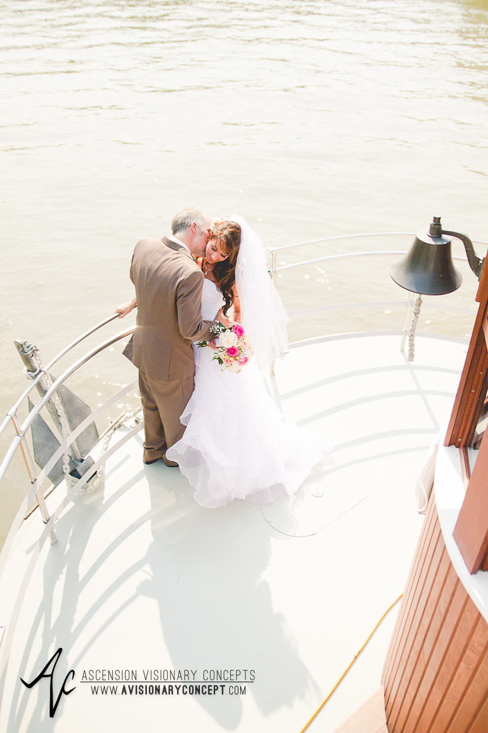 Buffalo Wedding Photography Lockport Locks Wedding 23 - Lockview V Boat Bride and Groom Newlyweds.jpg