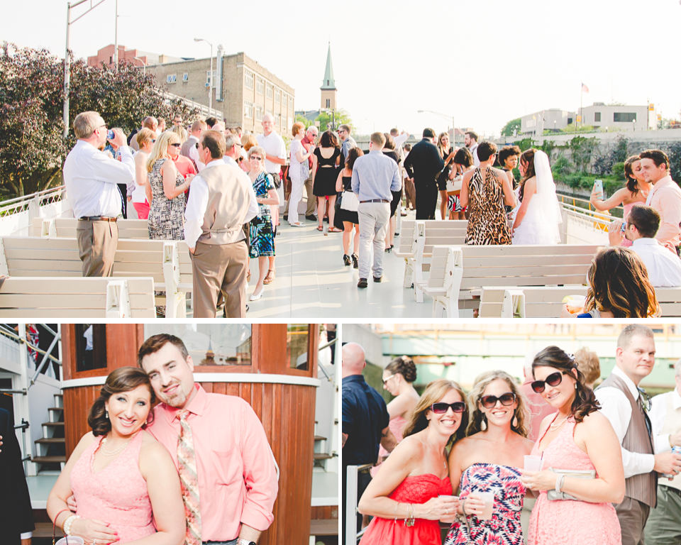 Buffalo Wedding Photography Lockport Locks Wedding 38 - Lockview V Boat Sunset Cruise.jpg