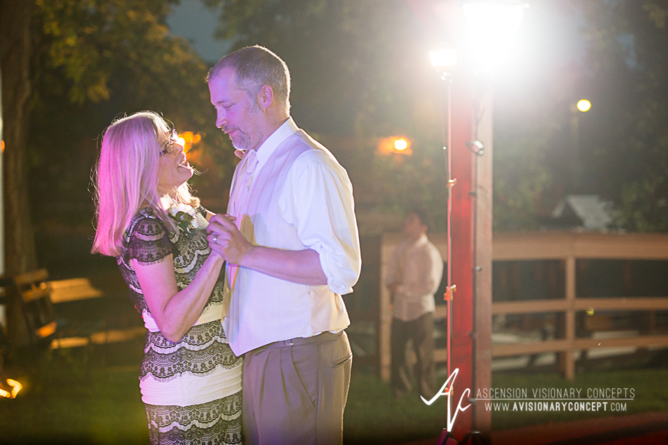 Buffalo Wedding Photography Lockport Locks Wedding 59 - Canalside Grove Outdoor Pavilion Wedding Reception Mother Son Dance.jpg