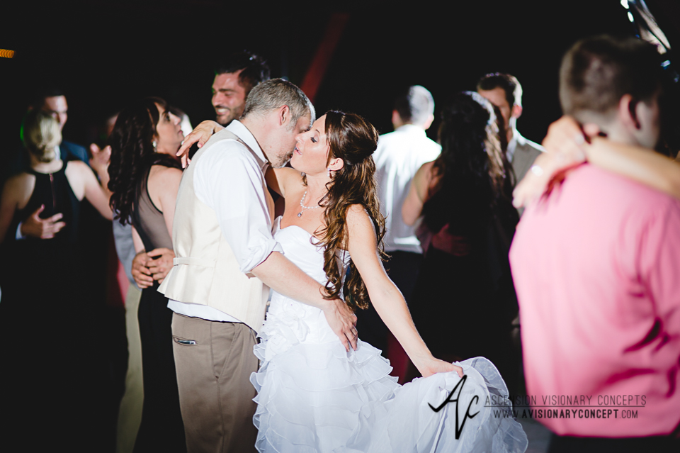 Buffalo Wedding Photography Lockport Locks Wedding 63 - Canalside Grove Outdoor Pavilion Wedding Reception Bride Groom Dancing.jpg