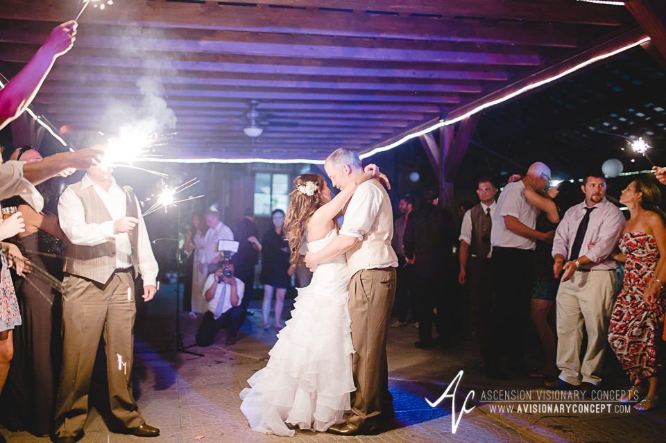 Buffalo Wedding Photography Lockport Locks Wedding 67 - Canalside Grove Outdoor Pavilion Wedding Reception Sparkler Dance.jpg