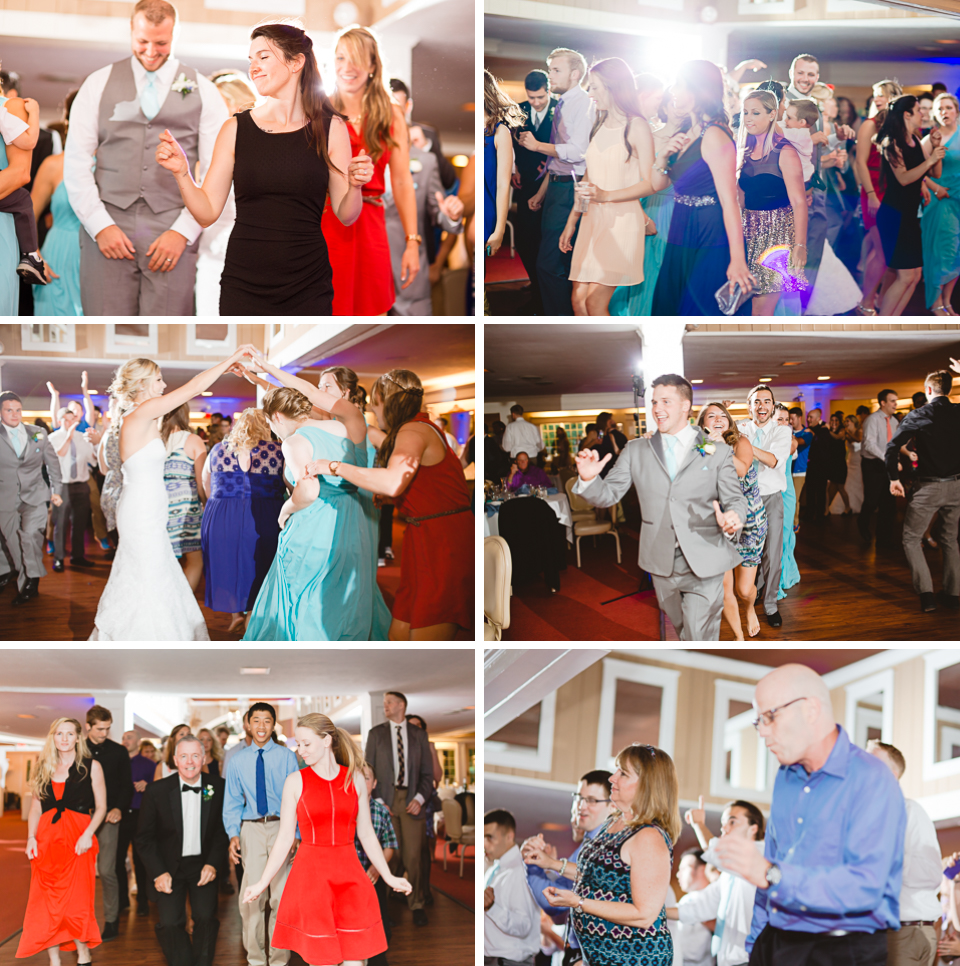 Rochester Wedding Photography Plantation Party House Spencerport Wedding 059 - Reception Party Dancing.jpg