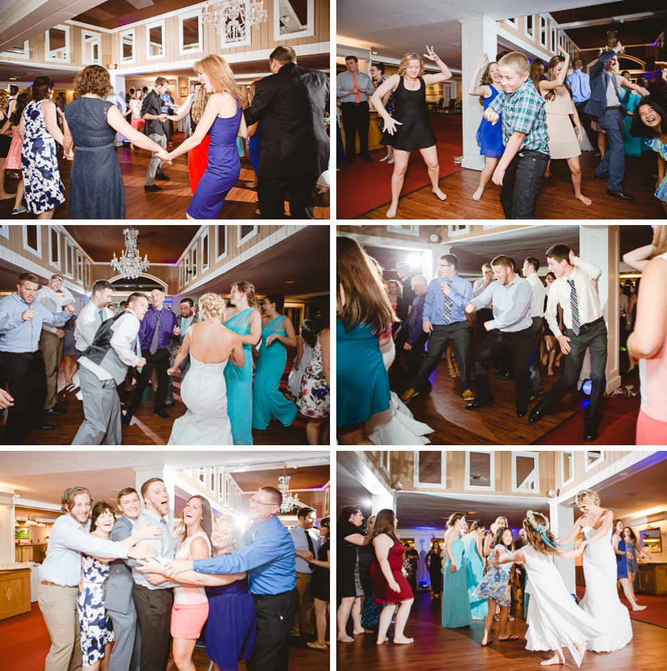 Rochester Wedding Photography Plantation Party House Spencerport Wedding 062 - Reception Party Dancing.jpg