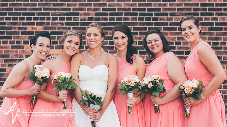 Buffalo Wedding Photography Orchard Park Country Club 035 - Urban City Downtown Bridal Party Buffalo Cobblestone District.jpg