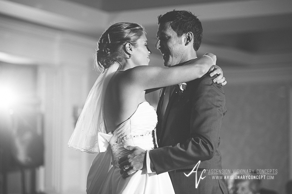 Buffalo Wedding Photography Orchard Park Country Club 059 - Reception Bride Groom First Dance.jpg