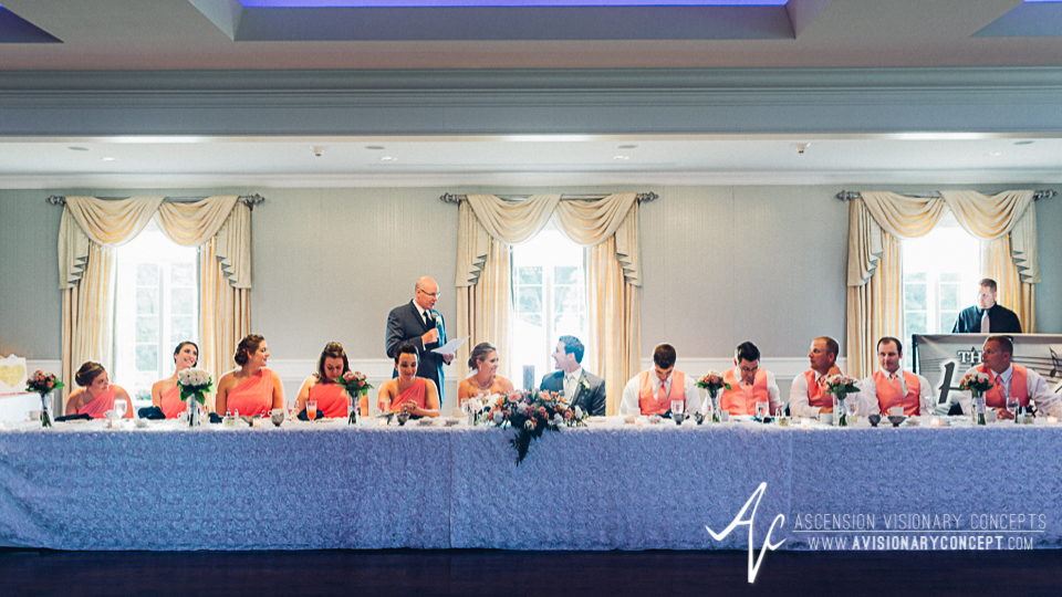 Buffalo Wedding Photography Orchard Park Country Club 065 - Reception Speeches.jpg