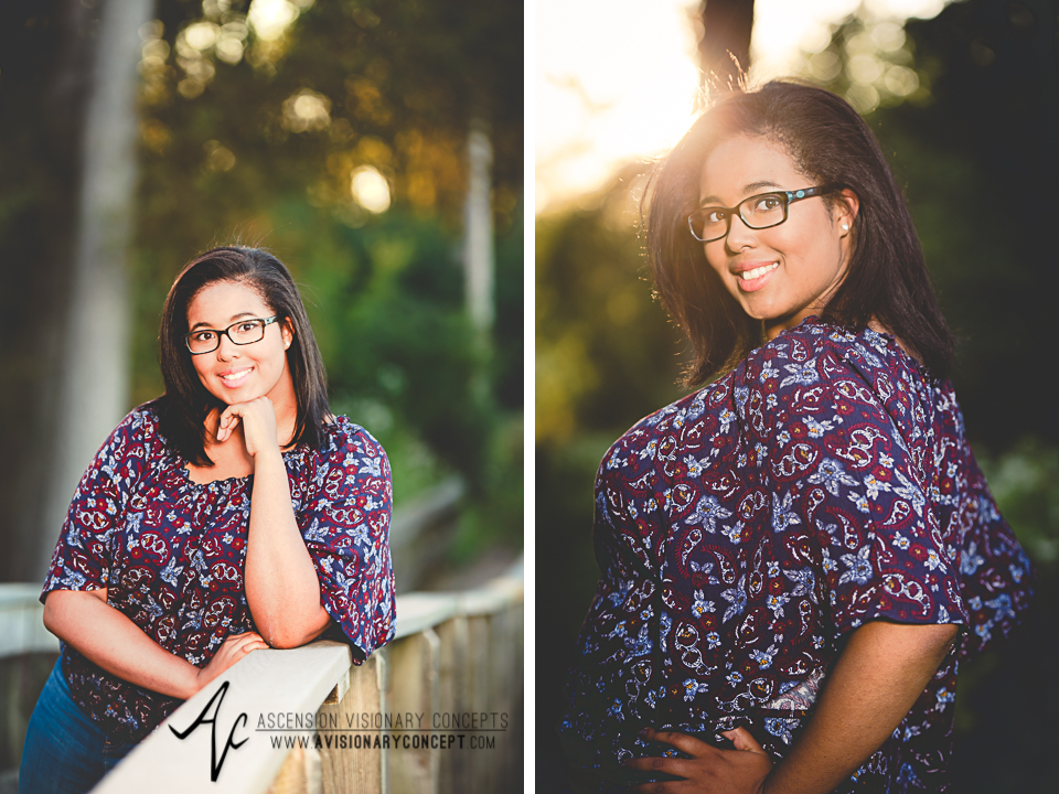 Buffalo Senior Photography 02 - Class of 2015 Summer Photography Tifft Nature Preserve African American Teenage Girl.jpg