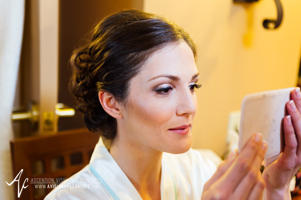 Buffalo Wedding Photography Spring Lake Winery 006 - Bride Getting Ready Makeup Artist.jpg