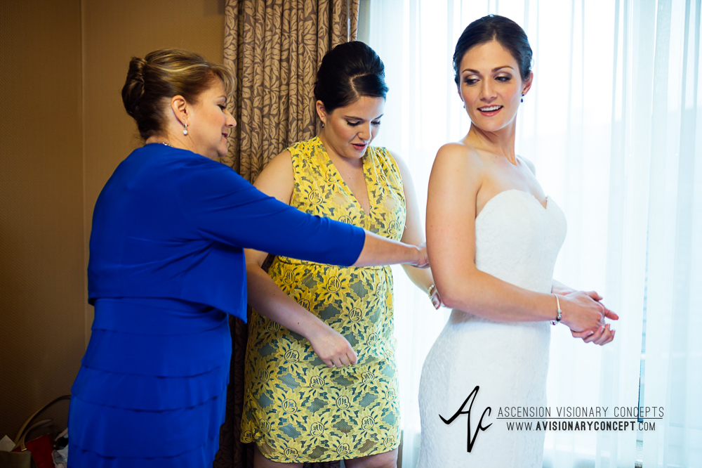 Buffalo Wedding Photography Spring Lake Winery 015 - Bride Getting Ready Mother of Bride Matron of Bride.jpg