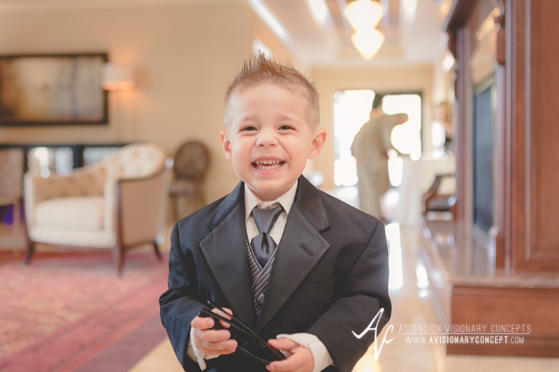 Buffalo Wedding Photography The Columns Banquets Millennium Hotel 025 - Ring Bearer.jpg