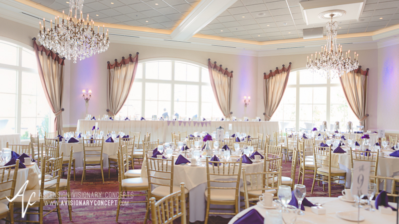 Buffalo Wedding Photography The Columns Banquets Millennium Hotel 026 - Reception Hall.jpg