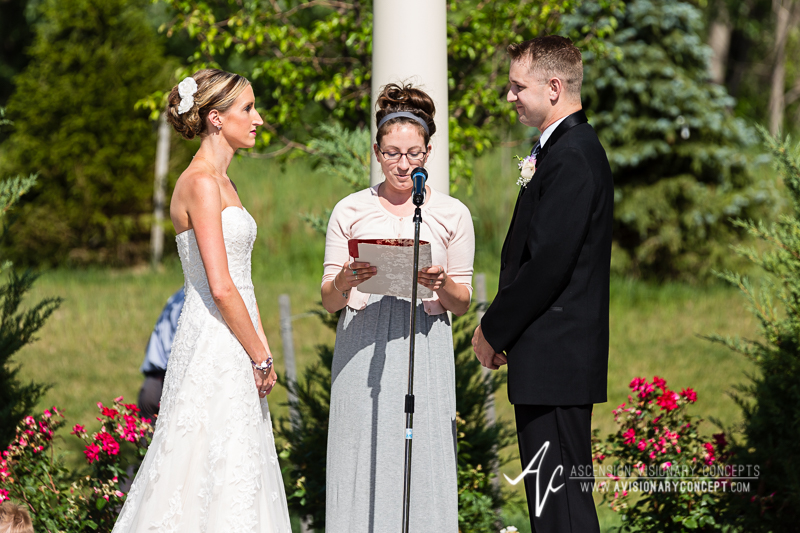 Buffalo Wedding Photography The Columns Banquets Millennium Hotel 030 - Outdoor Ceremony.jpg