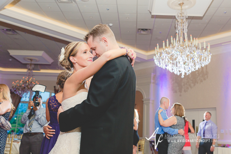 Buffalo Wedding Photography The Columns Banquets Millennium Hotel 067 - Bride Groom Reception Party.jpg