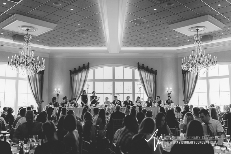 Buffalo Wedding Photography The Columns Banquets Millennium Hotel 050 - Speeches.jpg