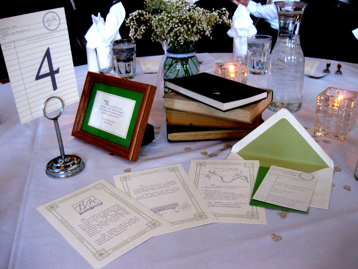 LAURA ANN_Storybook Collection_Invitation and Table Card