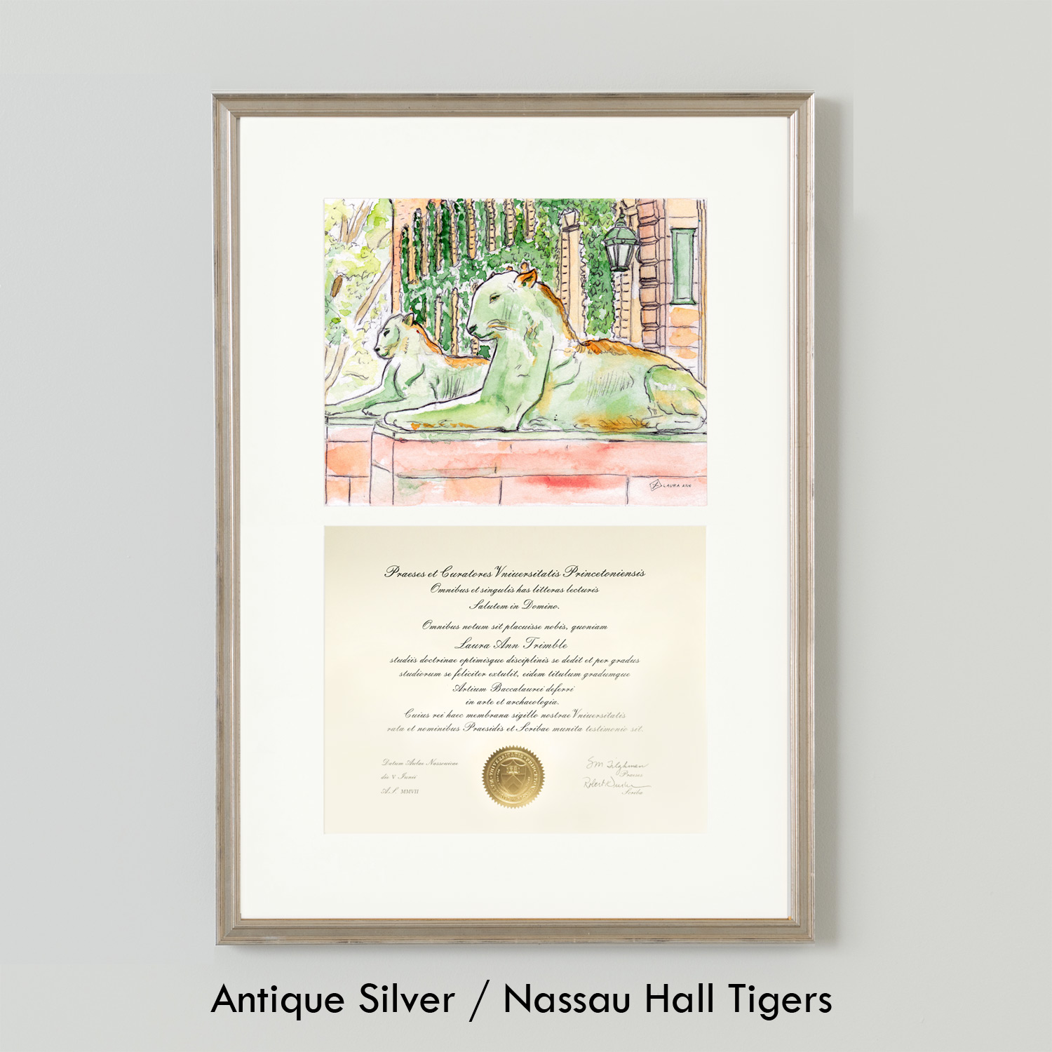 LAURA-ANN_Simply-Framed_Antique-Silver_Nassau-Hall-Tigers.jpg