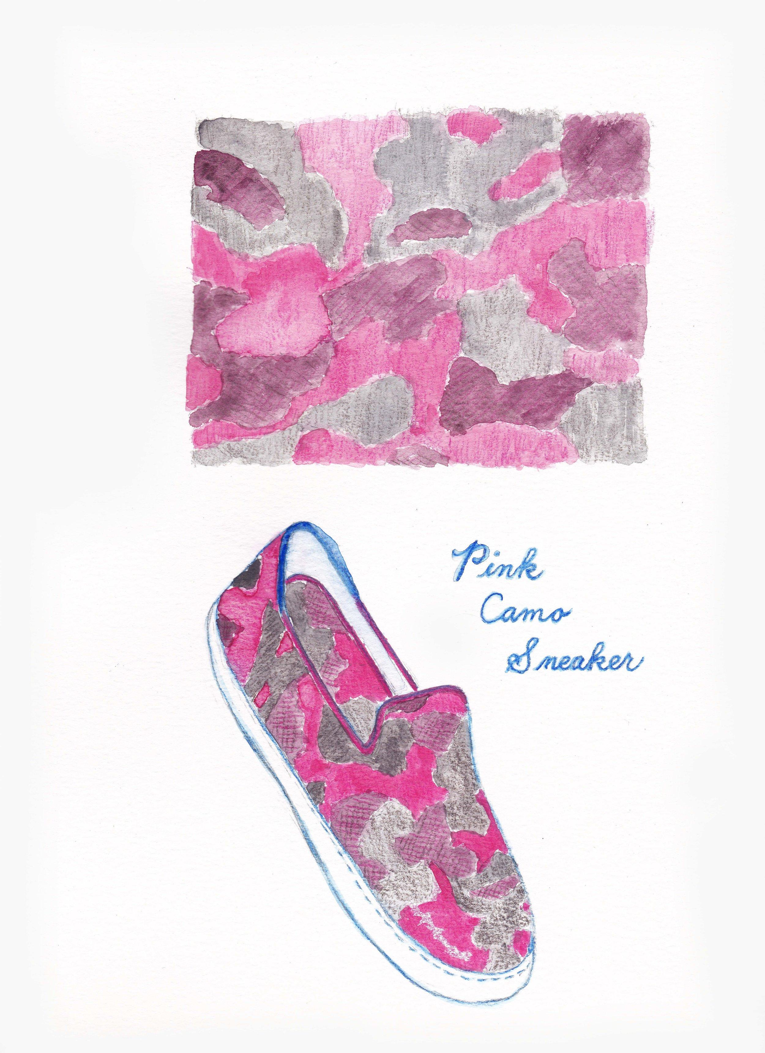 Laura Ann_Rothys_Pink Camo Sneaker.jpg