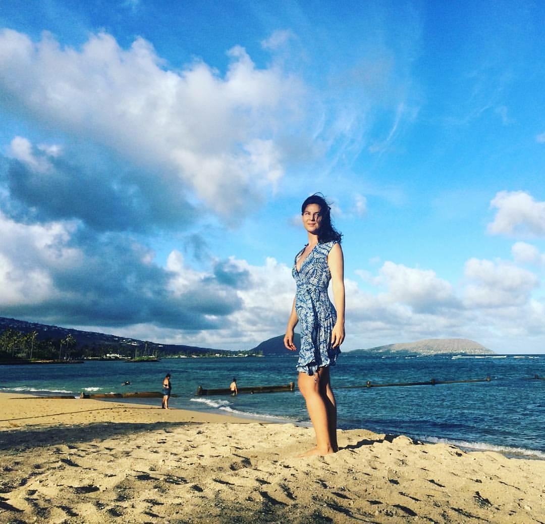 Kahala Beach Park, Oahu