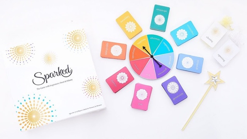 I found this GREAT new board game made for women, by women, called Sparked! From soulful conversations, to juicy surprise and laugh-until-you-cry-moments, you never know what will be sparked! Check it out! (This photo contains an affiliate link for a product that I enthusiastically support).