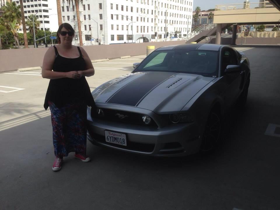 Mustang GT amazing amazing car