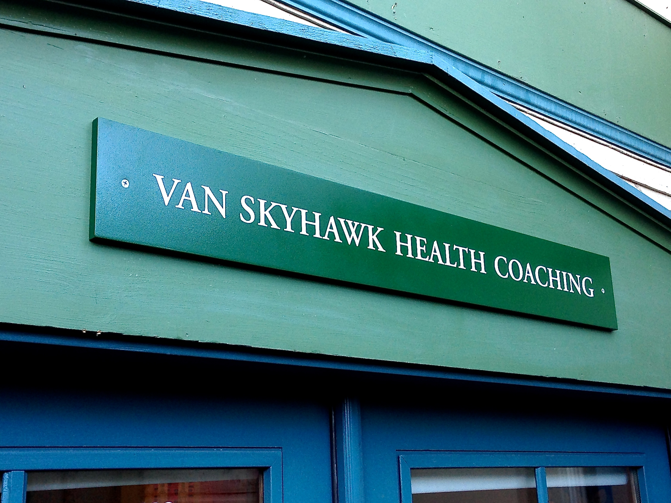 Van Skyhawk Health Coaching