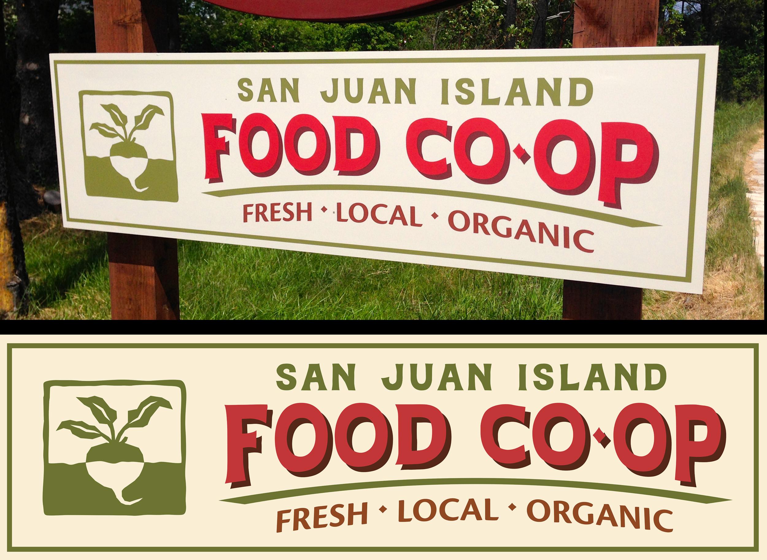San Juan Island Food Co-op