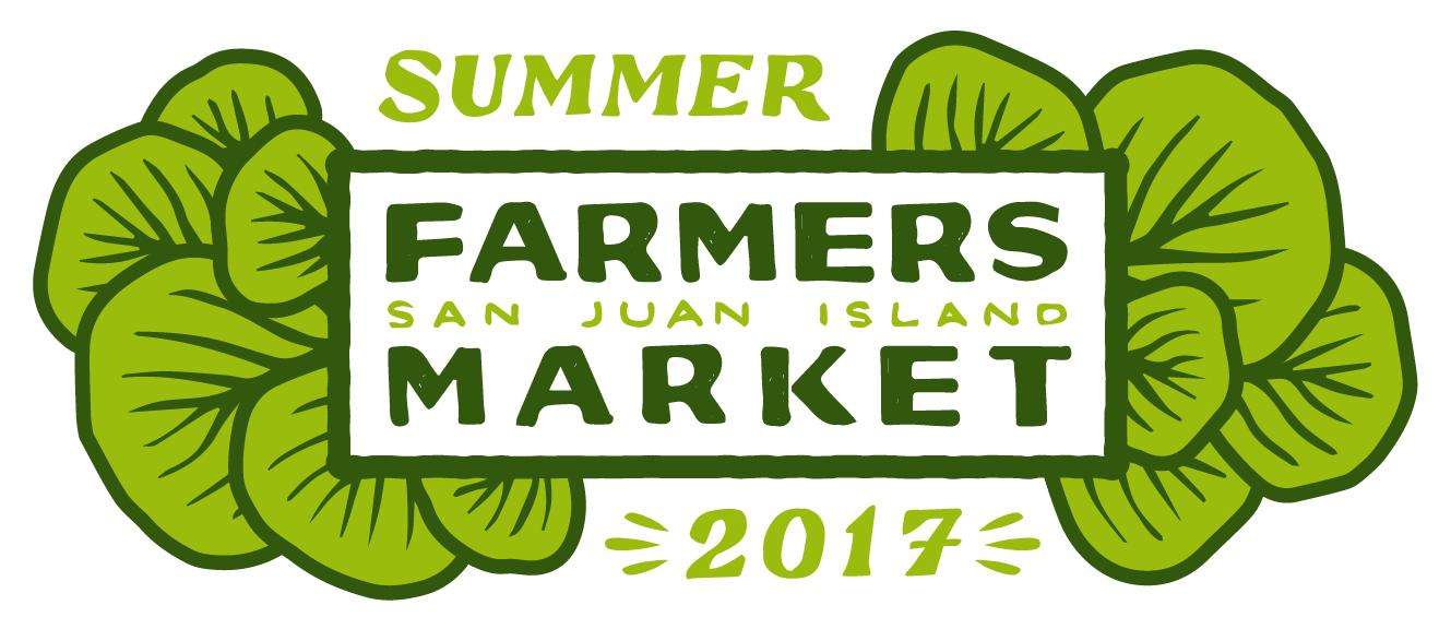 SAN JUAN ISLAND FARMERS MARKET - SUMMER 2017